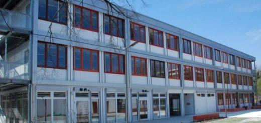 Fertige Tragbares Bürogebäude