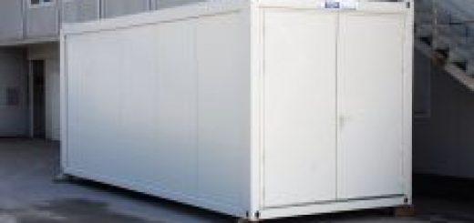 modular Sanitärcontainer