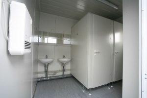 Sanitärcontainer gebraucht