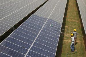 največja sončna elektrarna v Sloveniji
