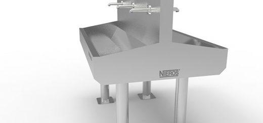 Mobiles Handwaschbecken Nieros