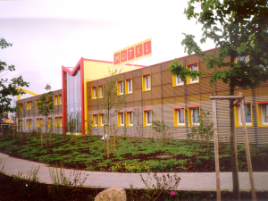 Modular motel design