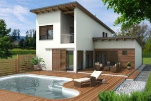 gradanja moderne hiše