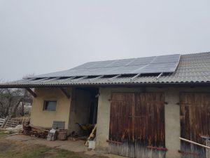 Samooskrba z električno energijo