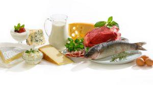 Aminiokisline v prehrani