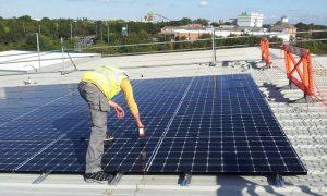 sončne elektrarne delovanje