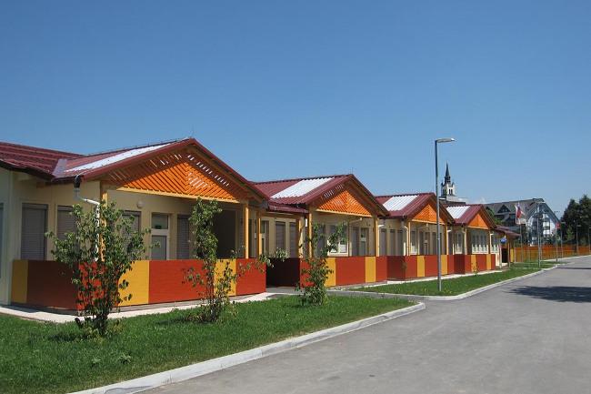 Modulare Bauweise Kindergarten