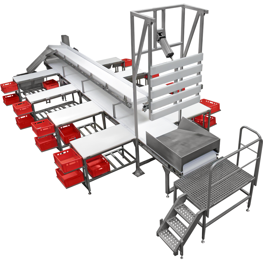 Logistiksysteme Hersteller