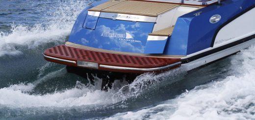 Motorboot design