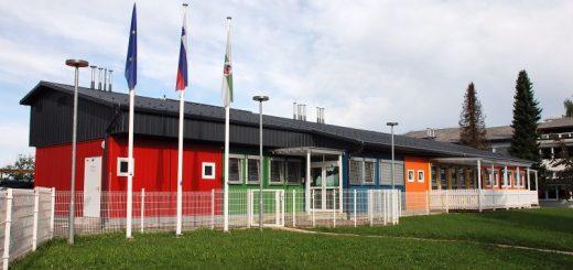 Modular Kindergarten Container