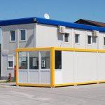 Bürocontainer Größe