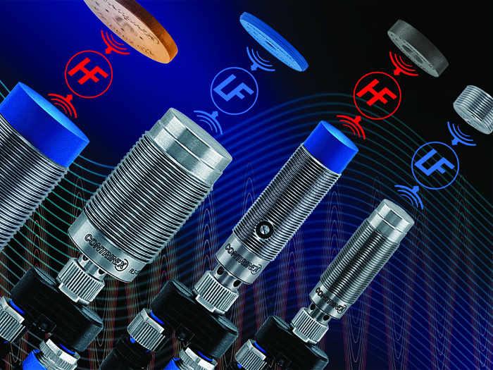 Kapazitive Sensoren Funktion
