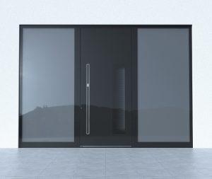 haust r sicherheitsschl sser fingerscanner und mehrfachverriegelung. Black Bedroom Furniture Sets. Home Design Ideas