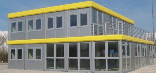 Bürocontainer Preise