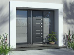 haust ren aluminium moderne aluminium haust ren mit seitenteil verkauf. Black Bedroom Furniture Sets. Home Design Ideas