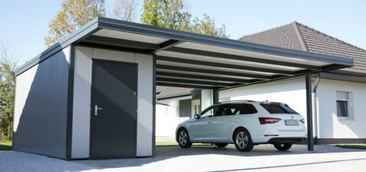 Carport Aluminium Design