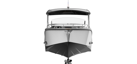 Motorboot Yacht